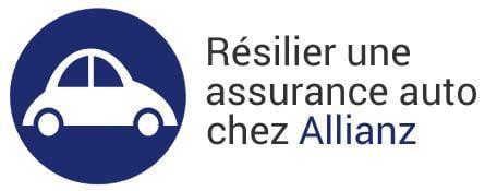 résiliation assurance auto allianz
