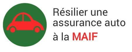 resiliation assurance auto maif