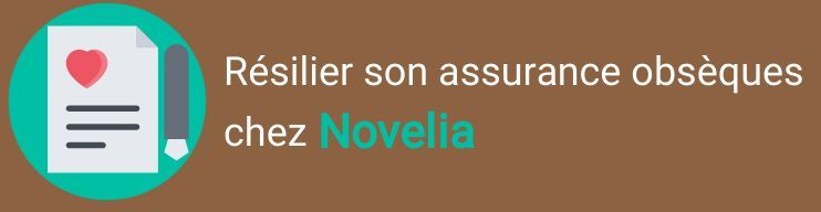 resiliation assurance obseques novelia