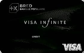 carte bancaire visa infinite banque populaire