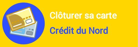 cloture carte credit du nord