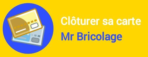 cloture carte mr bricolage