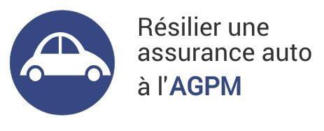 resiliation assurance auto agpm
