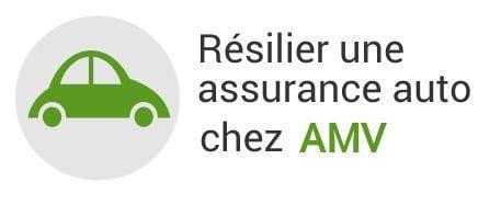 resiliation assurance auto amv