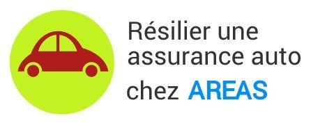 resiliation assurance auto areas