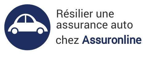 resiliation assurance auto assuronline