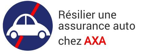 resiliation assurance auto axa