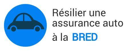 resiliation assurance auto bred