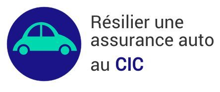 resiliation assurance auto cic