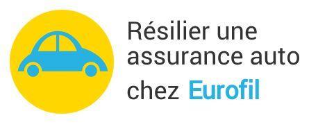 resiliation assurance auto eurofil