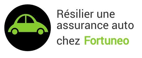 resiliation assurance auto fortuneo banque