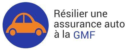 resiliation assurance auto gmf