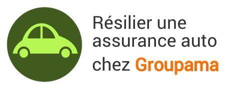 resiliation assurance auto groupama