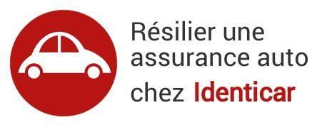 resiliation assurance auto identicar