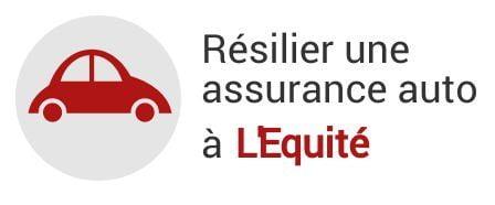 resiliation assurance auto lequite
