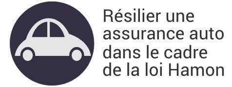 resiliation assurance auto loi hamon