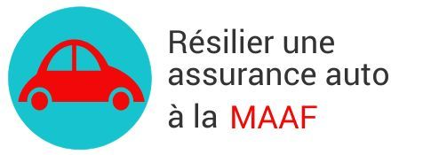 resiliation assurance auto maaf