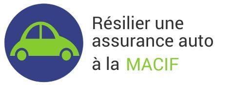 resiliation assurance auto macif
