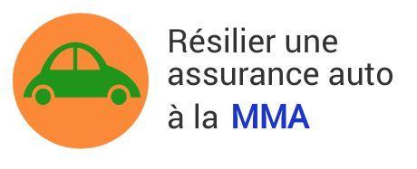 resiliation assurance auto mma