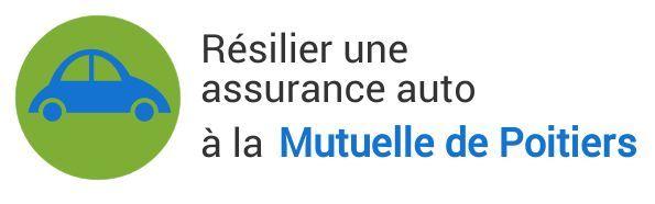 resiliation assurance auto mutuelle de poitiers assurances