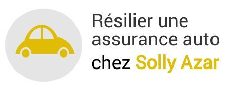 resiliation assurance auto solly azar