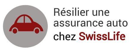 resiliation assurance auto swisslife