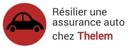 resiliation assurance auto thelem assurances