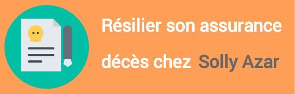 resiliation assurance deces solly azar