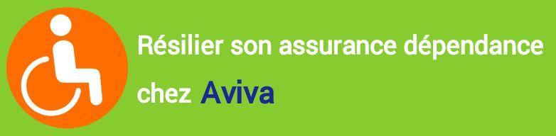 resiliation assurance dependance aviva