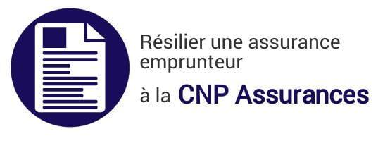 resiliation assurance emprunteur cnp assurances