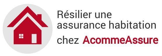 resiliation assurance habitation acommeassure