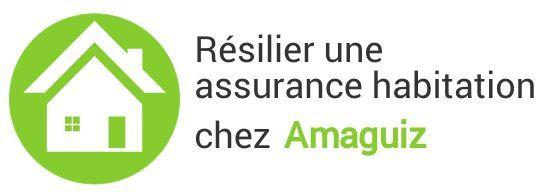 resiliation assurance habitation amaguiz
