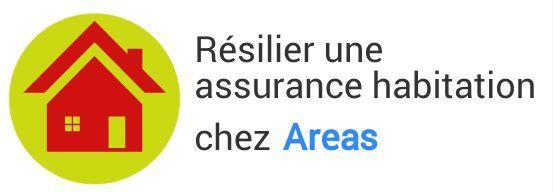resiliation assurance habitation areas