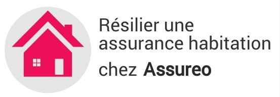 resiliation assurance habitation assureo