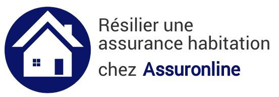 resiliation assurance habitation assuronline