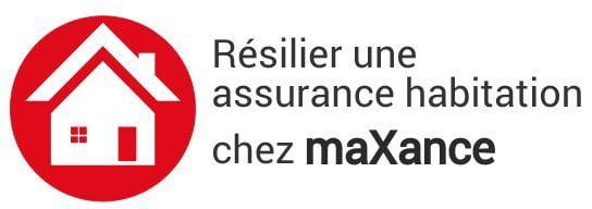 resiliation assurance habitation maxance