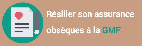 resiliation assurance obseques gmf