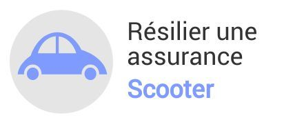 resiliation assurance scooter