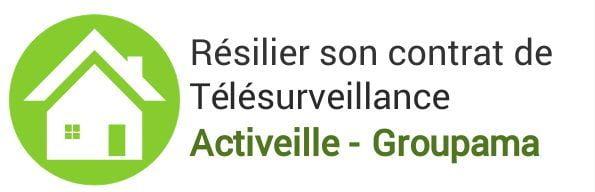 resiliation contrat telesurveillance activeille groupama