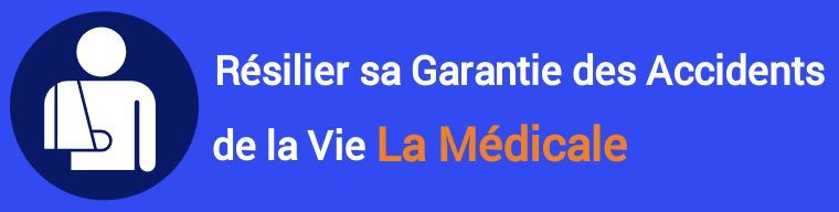 resiliation garantie accidents de la vie gav la medicale