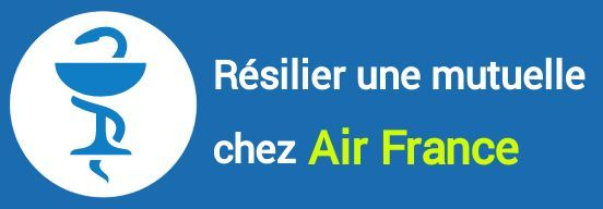 resiliation mutuelle air france mnpaf