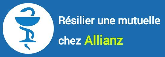 resiliation mutuelle allianz