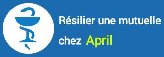 resiliation mutuelle april