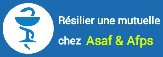 resiliation mutuelle asaf afps