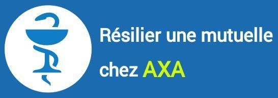 resiliation mutuelle axa