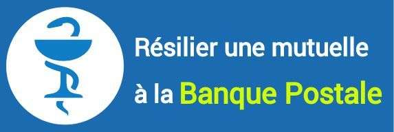 resiliation mutuelle banque postale