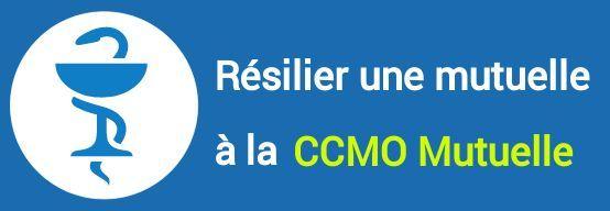 resiliation mutuelle ccmo mutuelle
