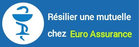 resiliation mutuelle euro assurance