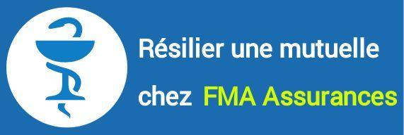 resiliation mutuelle fma assurances
