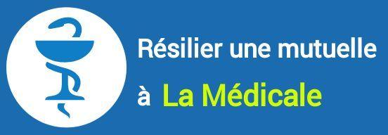 resiliation mutuelle la medicale
